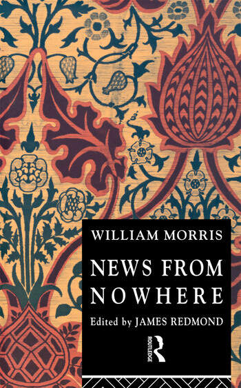 News from Nowhere book cover