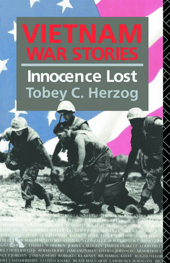 Vietnam War Stories Innocence Lost book cover