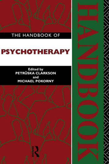 The Handbook of Psychotherapy book cover