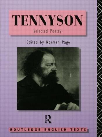 Tennyson: Selected Poetry book cover