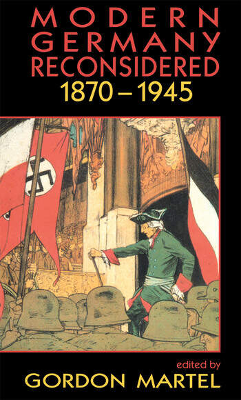 Modern Germany Reconsidered 1870-1945 book cover