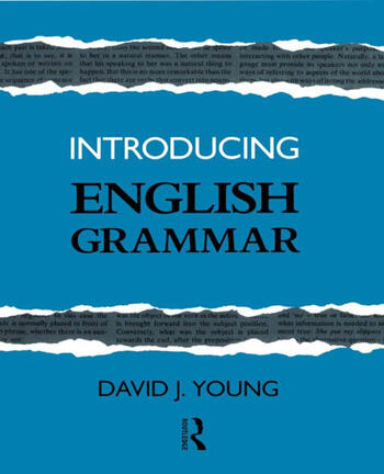 Introducing English Grammar book cover