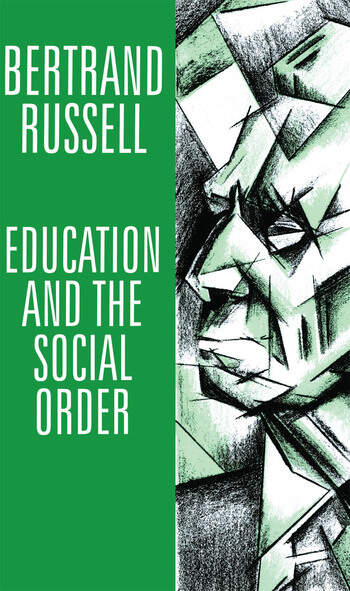 Education and the Social Order book cover