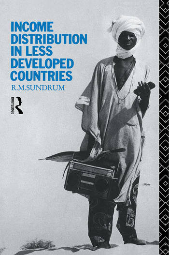 Income Distribution in Less Developed Countries book cover