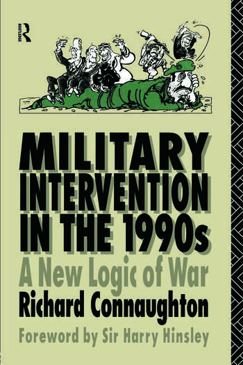 Military Intervention in the 1990s book cover