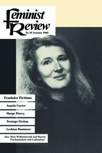 Feminist Review Issue 42: Feminist Fictions book cover