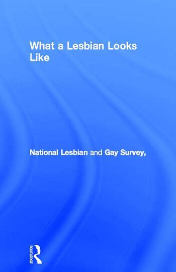 What a Lesbian Looks Like book cover
