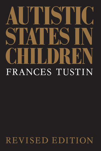 Autistic States in Children book cover