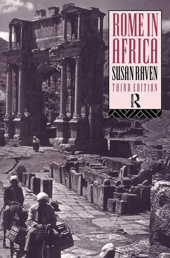 Rome in Africa book cover
