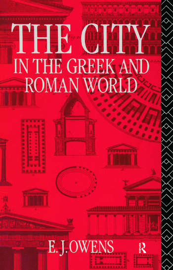 The City in the Greek and Roman World book cover