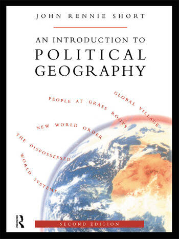 An Introduction to Political Geography book cover