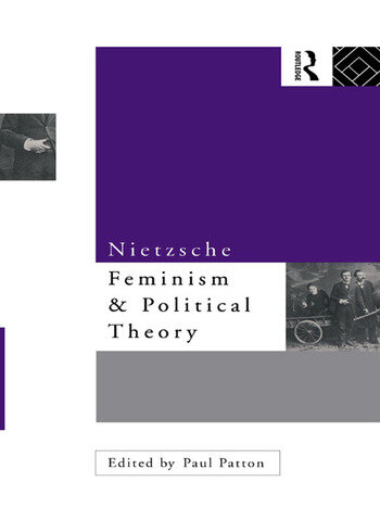 Nietzsche, Feminism and Political Theory book cover