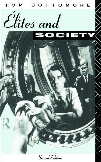 Elites and Society book cover
