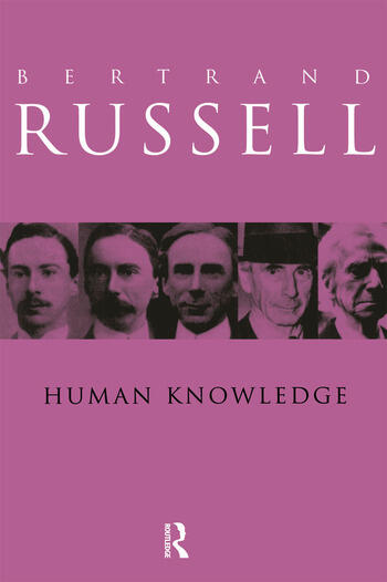 Human Knowledge: Its Scope and Value book cover
