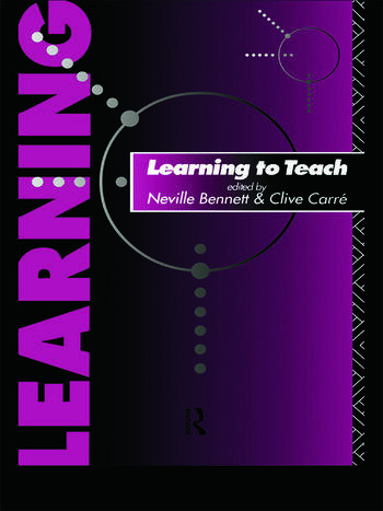 Learning to Teach book cover
