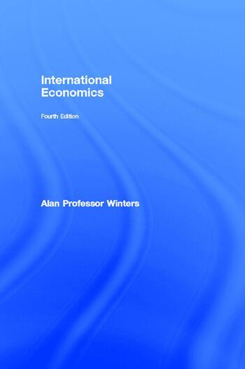 International Economics book cover