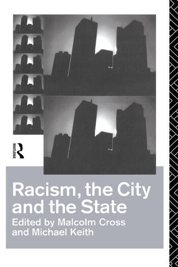 Racism, the City and the State book cover