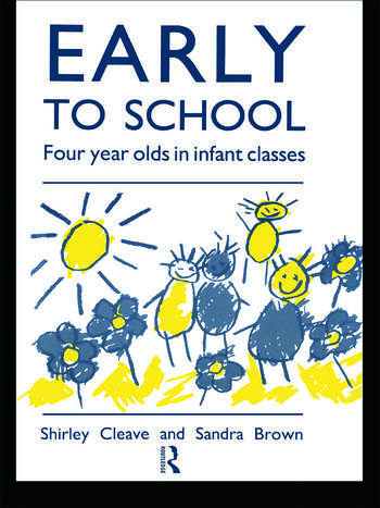 Early to School book cover