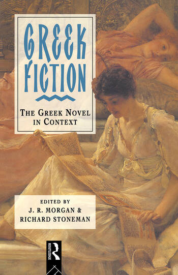 Greek Fiction book cover