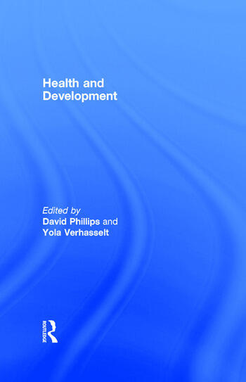 Health and Development book cover
