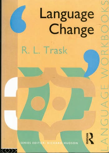 Language Change book cover