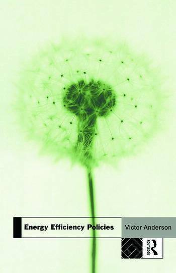 Energy Efficiency Policies book cover
