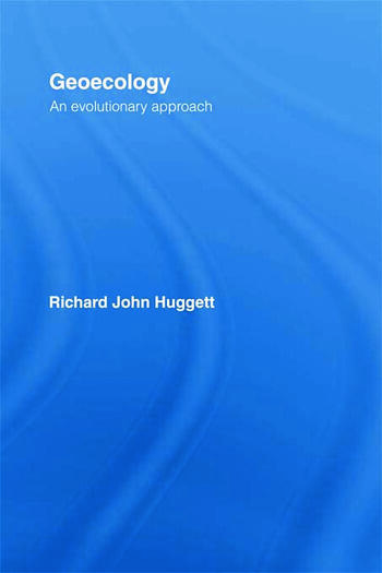 Geoecology: An Evolutionary Approach book cover