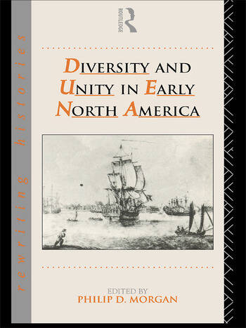 Diversity and Unity in Early North America book cover