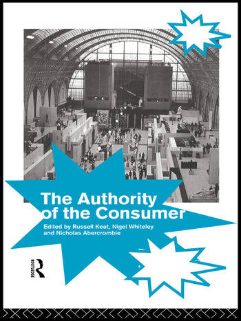 The Authority of the Consumer book cover