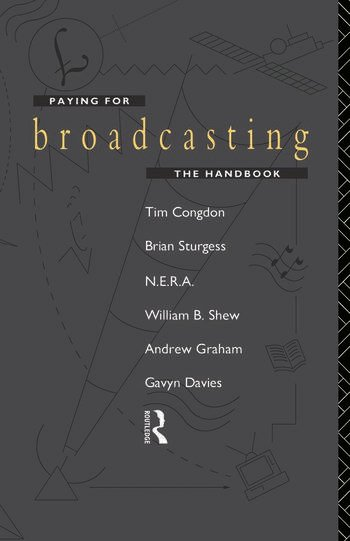 Paying for Broadcasting: The Handbook book cover
