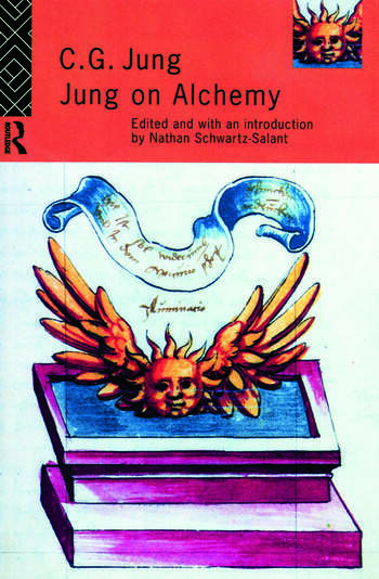 Jung on Alchemy book cover
