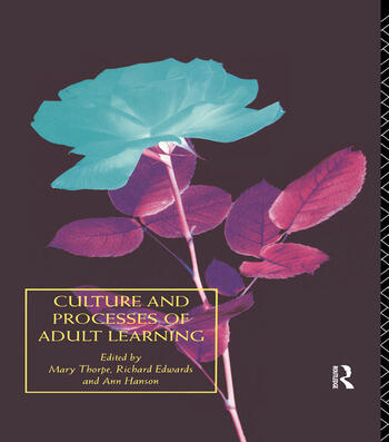 Culture and Processes of Adult Learning book cover