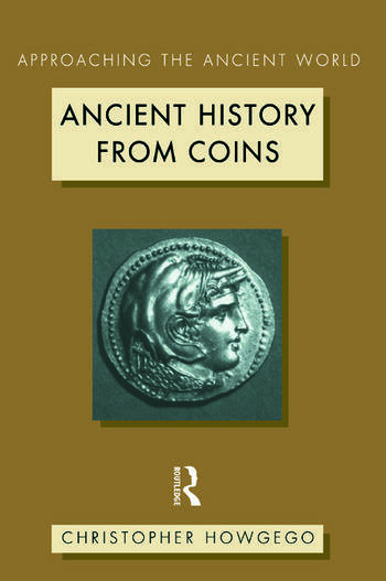 Ancient History from Coins book cover