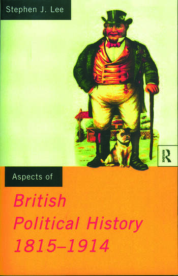 Aspects of British Political History 1815-1914 book cover