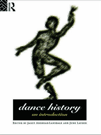 Dance History An Introduction book cover