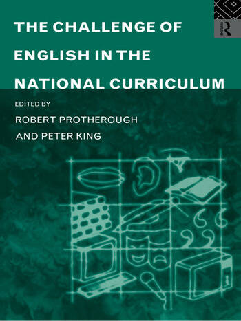 The Challenge of English in the National Curriculum book cover
