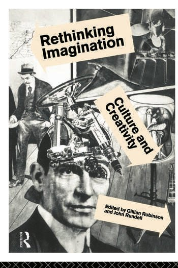 Rethinking Imagination book cover