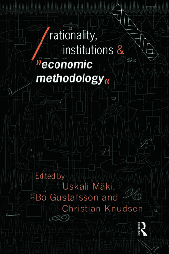 Rationality, Institutions and Economic Methodology book cover