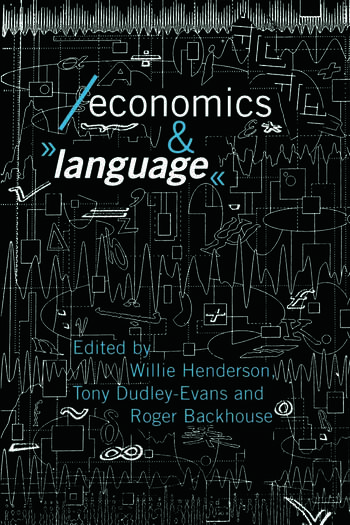 Economics and Language book cover