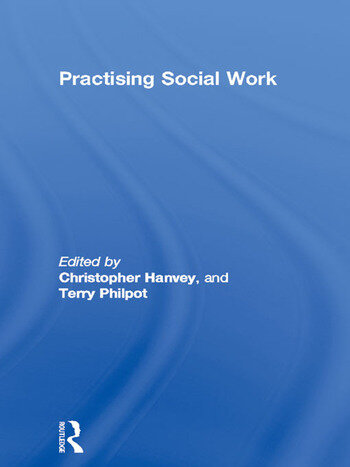 Practising Social Work book cover