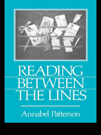 Reading Between the Lines book cover