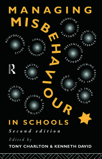 Managing Misbehaviour in Schools book cover