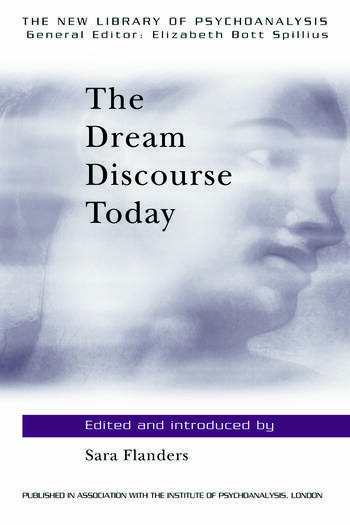The Dream Discourse Today book cover