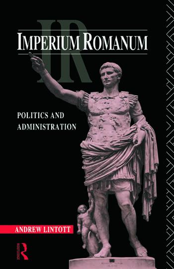 Imperium Romanum Politics and Administration book cover