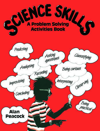Science Skills A Problem Solving Activities Book book cover