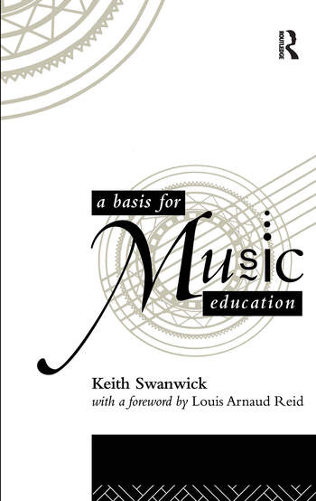 A Basis for Music Education book cover