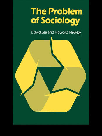 The Problem of Sociology book cover