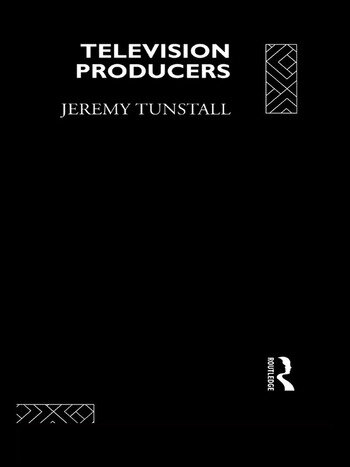 Television Producers book cover