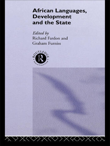 African Languages, Development and the State book cover