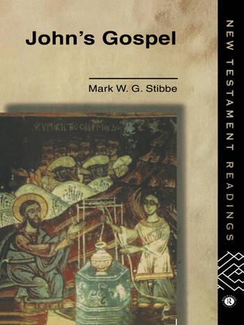 John's Gospel book cover